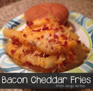 Recipe: Bacon Cheddar Fries
