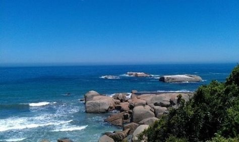 Lladudno beach in capetown