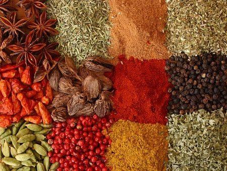 Spices (source: badfon.ru)