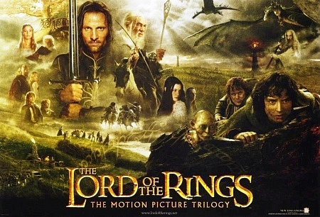 Travel movies, Lord of the rings