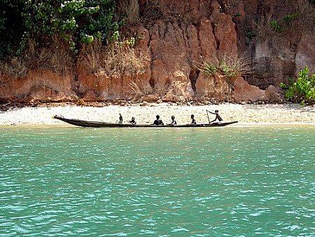 Bissagos Archipelago Romantic getaway spots in Africa