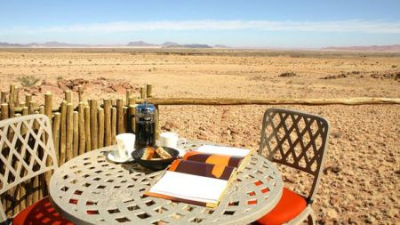 The Namib Desert Romantic getaway spots in Africa