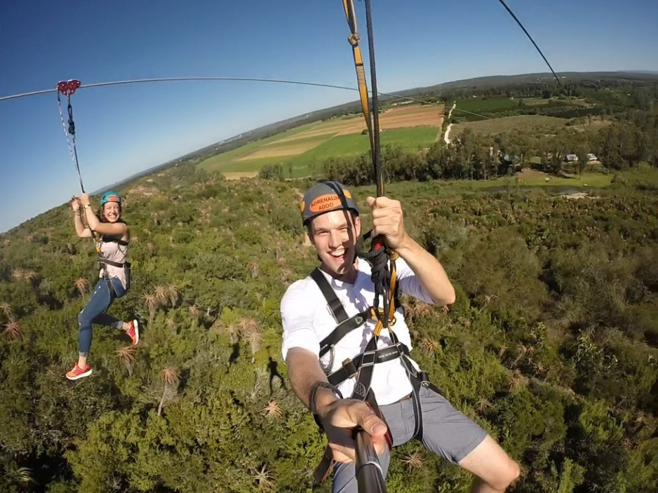 Where To Go Zip Lining in South Africa