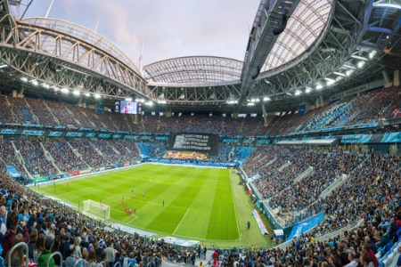 Saint Petersburg - Russia 2018 world cup stadiums