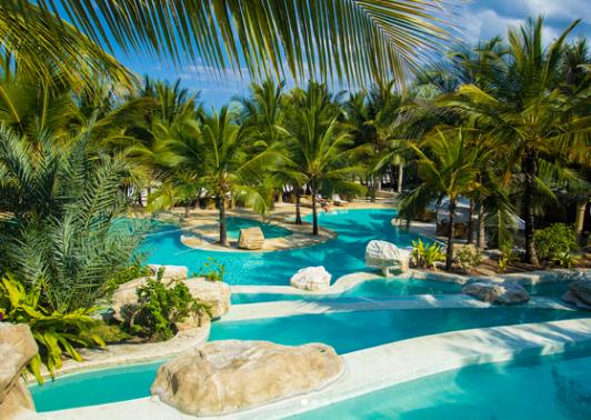visit Swahili Beach Resort Kenya this Valentine