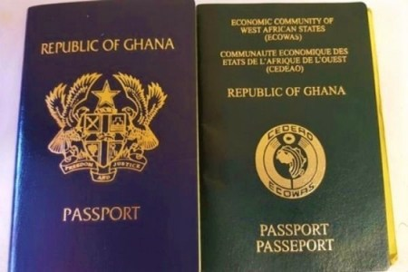 Ghanaian passports