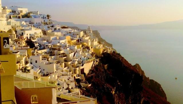 Santorini Town