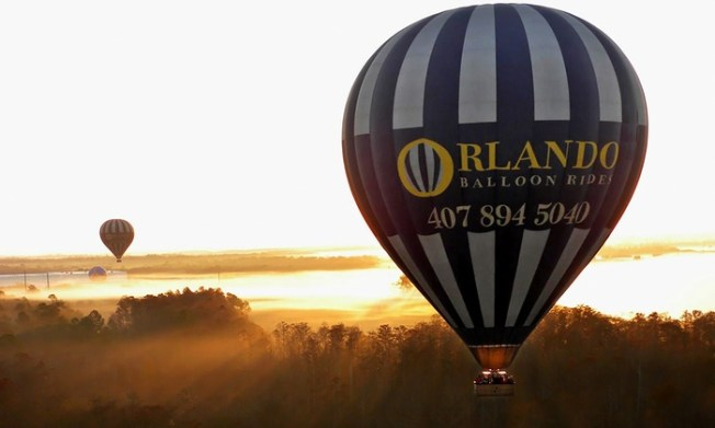 orlando balloon ride