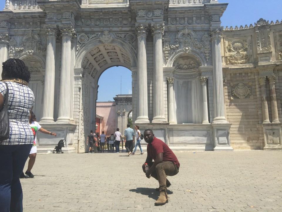Dolmabahçe Palace, Istanbul