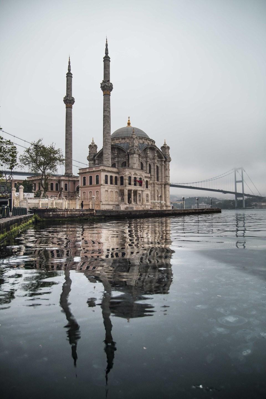 Bosphorus, from Istabnbul