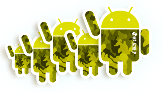 Walk2Help Android Tester Army