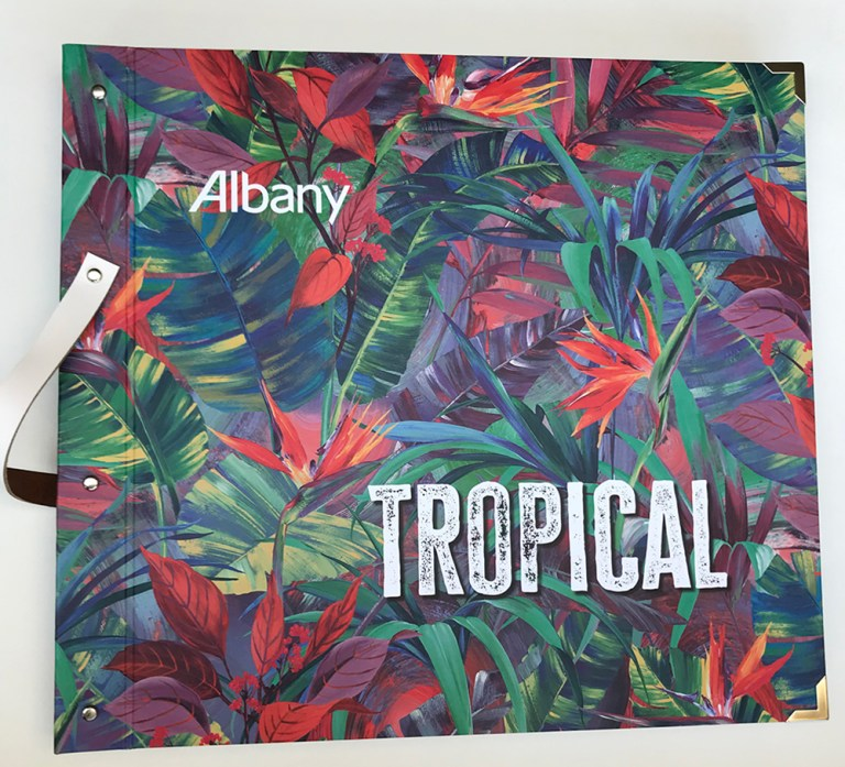 Albany Tropical front cover edit