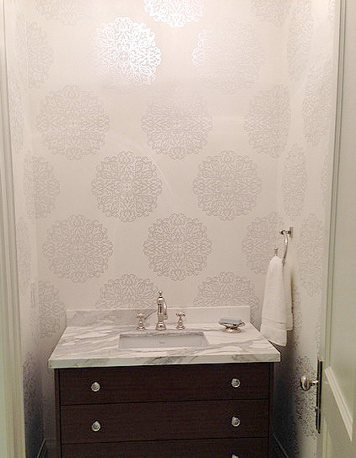 . All You Need to Know About Wallpaper in a Bathroom