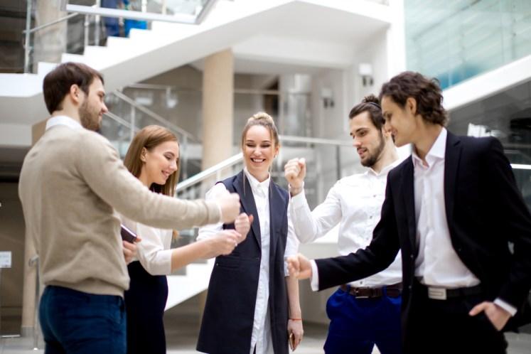 Team building: frasi motivazionali in inglese per i tuoi dipendenti