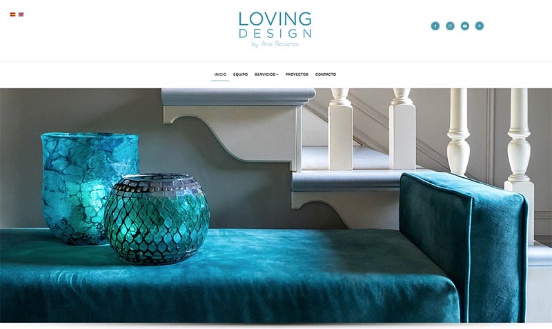Loving Design Web