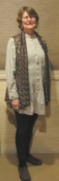 Natalie J. Sokoloff, Time-less Class, Sporty-Natural-Dramatic Fashion Personality