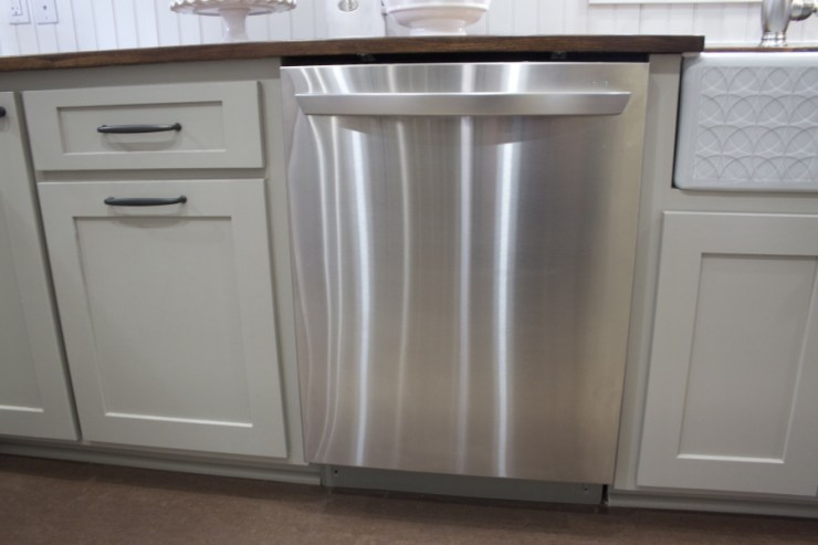 Stainless Steel LG Dishwasher