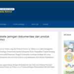 Jual Website JDIH Siap Pakai
