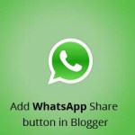 Cara membuat link atau tombol share ke WhatsApp