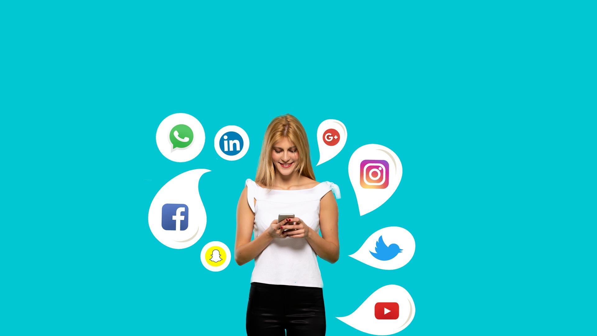 redes sociales de la inmobiliaria