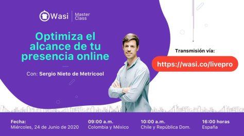 Wasi Master Class