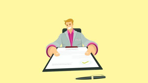 ¿Cómo hacer un formato de contrato de compraventa de inmueble?