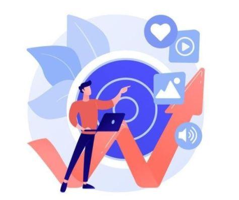 presentar los recursos de la estrategia de contenidos