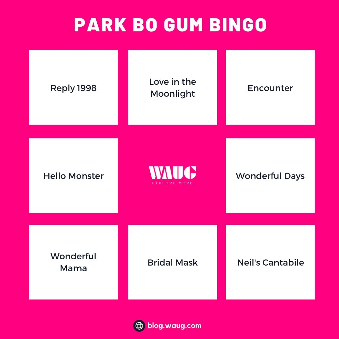 park-bo-gum-drama-list