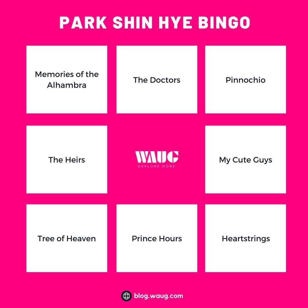 k-drama-bingo-card-park-shin-hye
