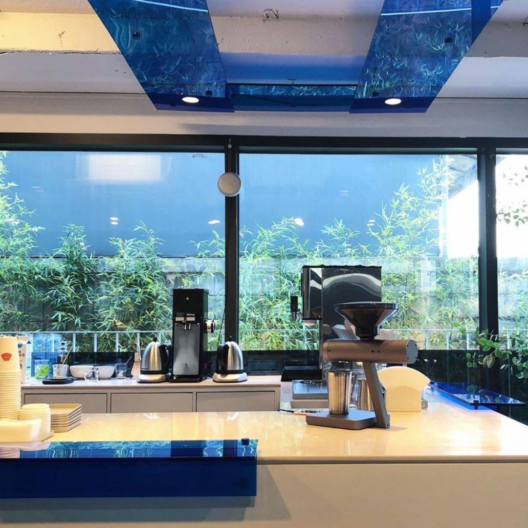 best cafe in seoul bluish brew menu