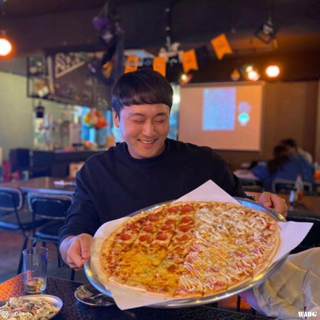 Ginos-pizza-itaewon