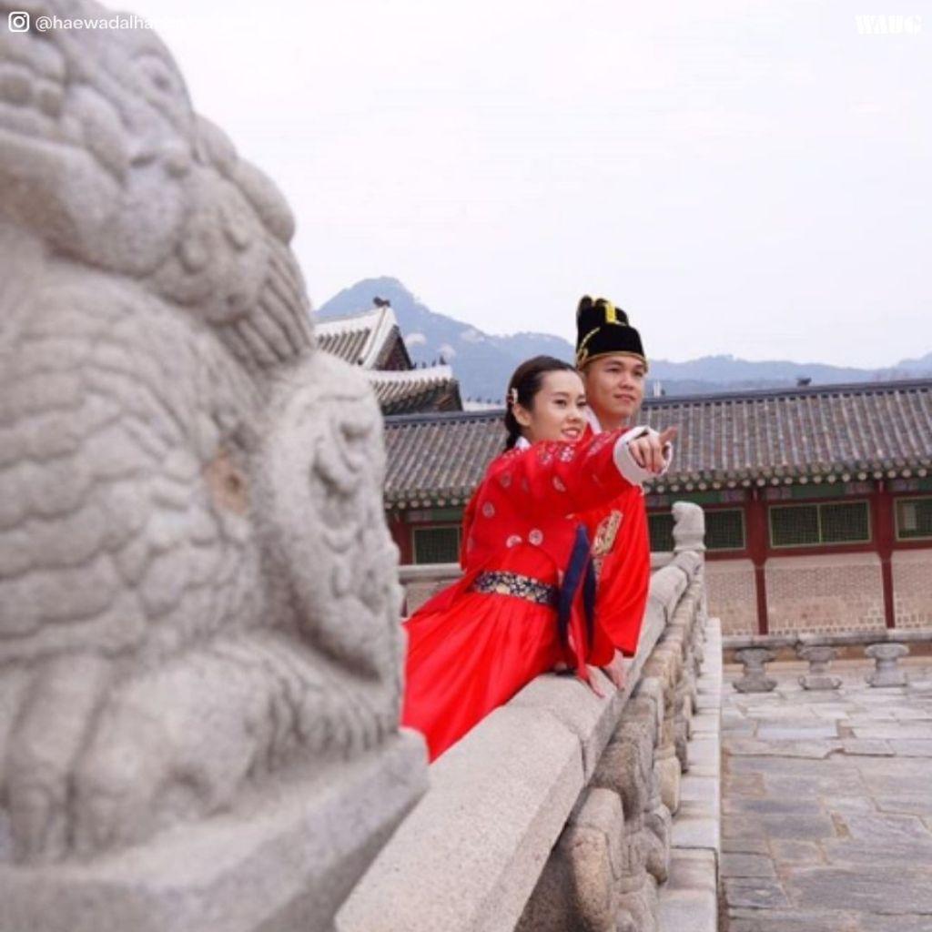 hanboknam-gyeongbokgung-seoul
