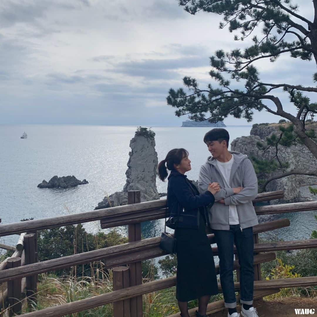 Jeju Island Tour - Oedolgae and Hwanguji Coast