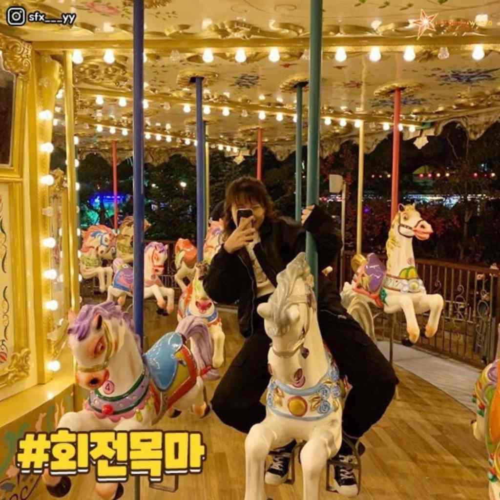 สวนสนุกคยองจู (gyeongju world amusement park)