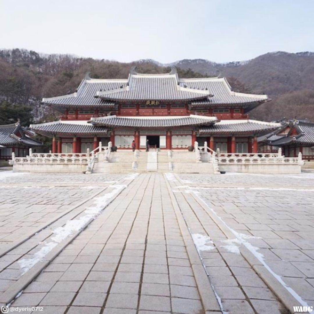 yongin mbc drama set