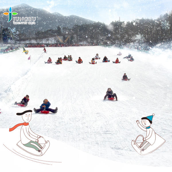 sledding-korea