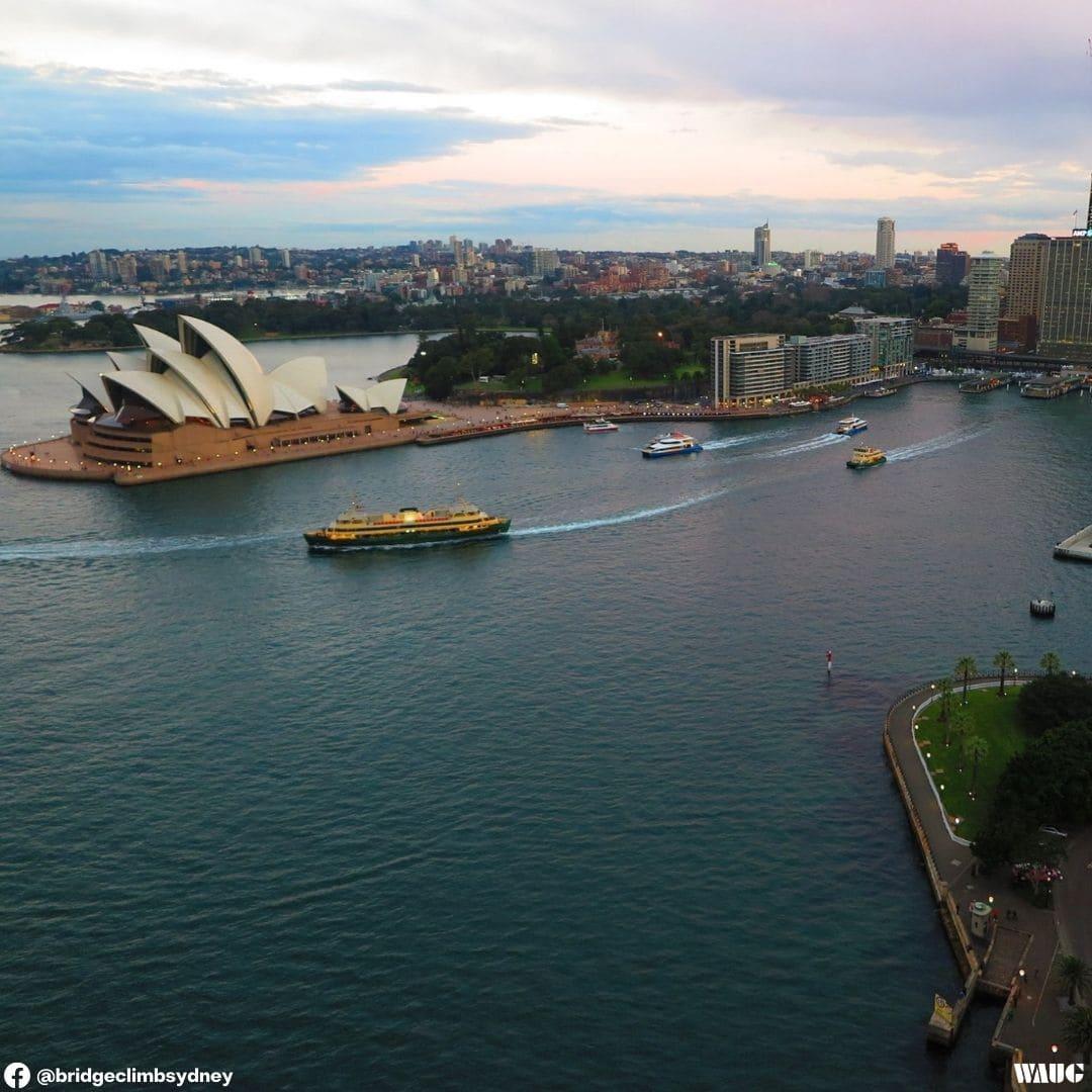 bridgeclimb sydney price