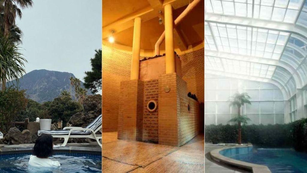 jeju-sanbangsan-hot-springs