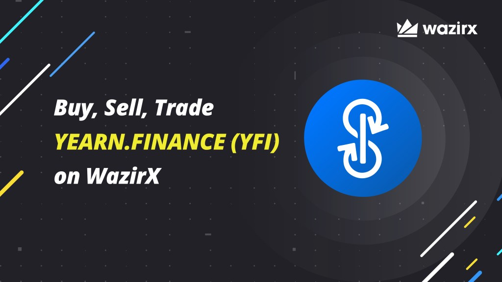 Buy, Sell, Trade YFI on WazirX