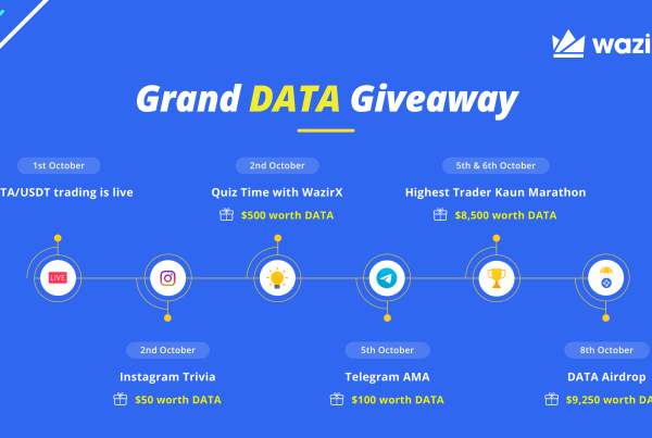 Grand DATA Giveaway