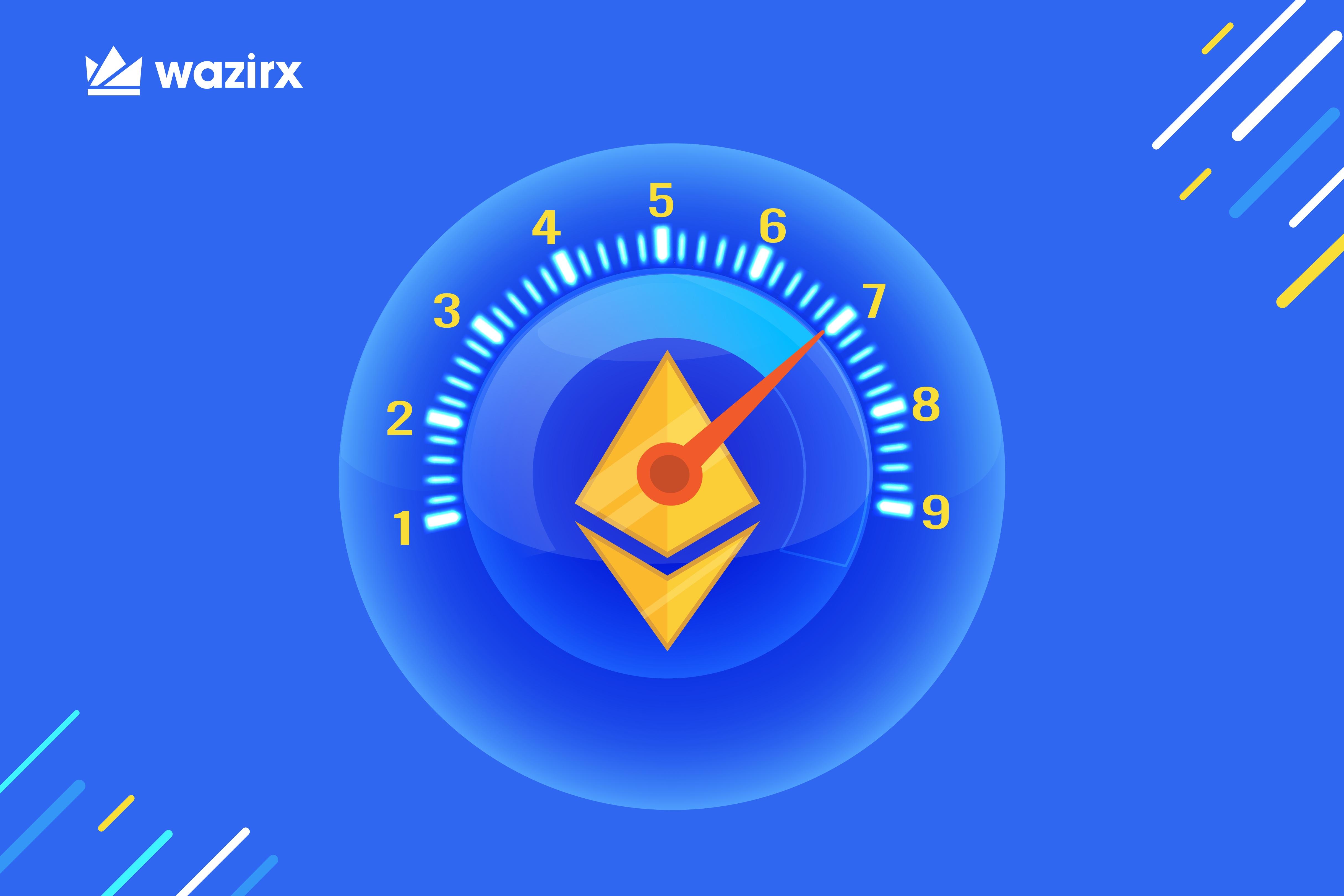 Reason Ethereum momentum accelerating-WazirX