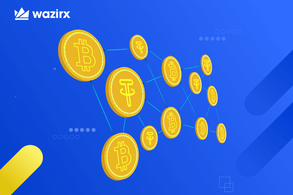 Are tether and bitcoin related- How tether affects bitcoin - WazirX