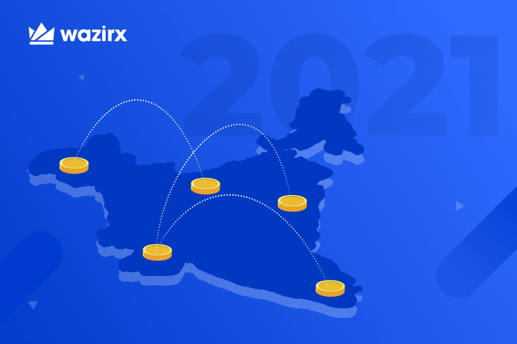 Indian Cryptocurrency Market - What to expect in 2021 - WazirX