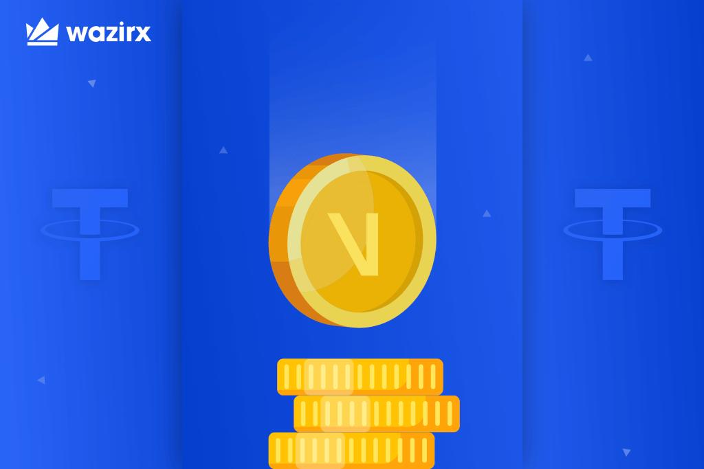 VIB/USDT trading is live on WazirX