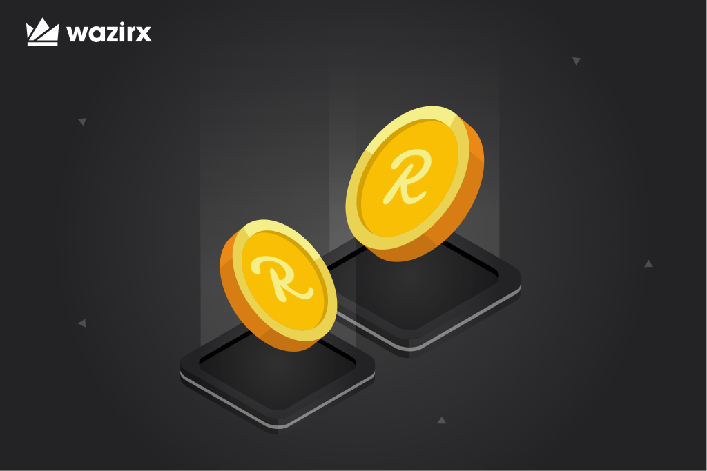 REEF is listed on WazirX