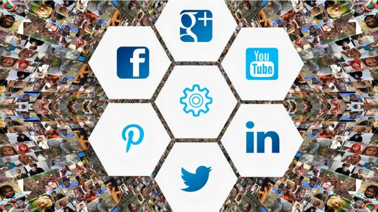 Promote online course on Social Media