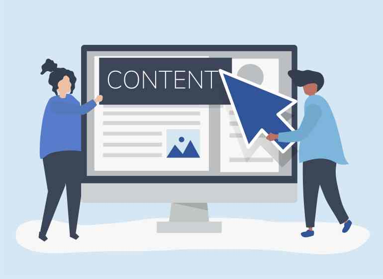 Optimized Content is Key,Popularity of Your Website