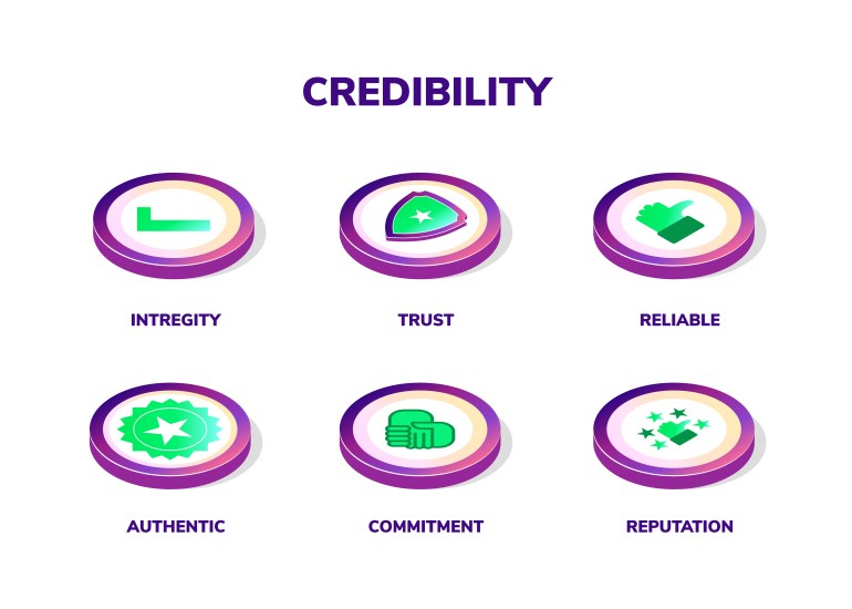 Establish Your Credibility,Selling Online Services in 2021