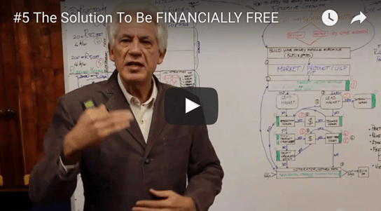 [WIT] #5 The Solution To Be Financially Free