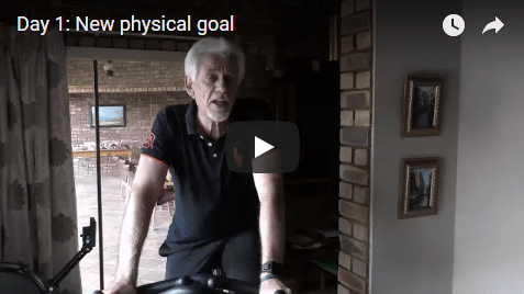 [Day 01] New Physical Goal